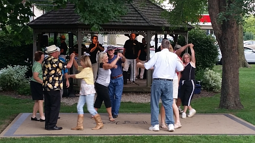 Concerts In The Park Series Kewanee Chamber Of Commerce